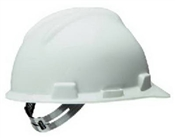 Economical Hard Hat, White