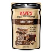 Daves Tofee Dark Chocolate, 4 OZ