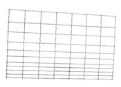 "34""X16' Hog Panel"