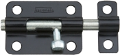 "3"" Barrel Bolt, Black"