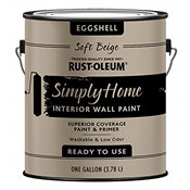 Simply Home Soft Beige Interior Wall Paint