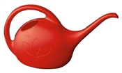 1/2 Gallon, Red, Watering Can