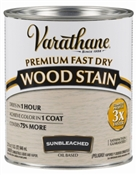 Varathane Fast Dry Sunbleached Wood Stain Qt