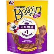 Purina Beggin Strips Dog Snack, 6 Oz