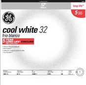 "12"" T9 32 Watt Cool White Fluorescent Tube"