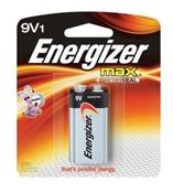 Alkaline Battery, 9 V, Zinc, Manganese Dioxide