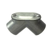 "3/4"" Rigid Pull Elbow with Gasket"