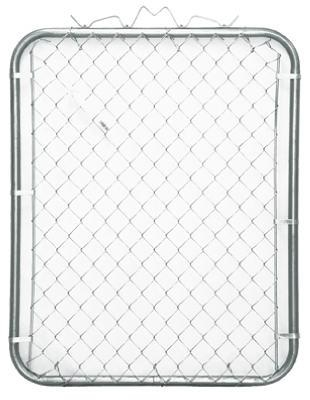 "60"" x 5' Chain Link Walk Gate"