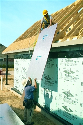 Shop 7 16 Quot X 4 X8 Radiant Barrier Osb At Mccoy S