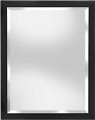 Framed Mirror 22x28 Espresso