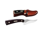 Old Timer Sharpfinger Full Tang Fixed Blade Knife With Sheath
