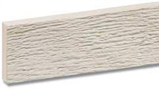 "1""X8""X12' HardieTrim® Boards  Textured Primed"