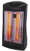 Vertical Quartz Heater - Dual Settings