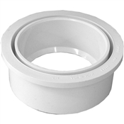 "4""x3"" PVC-DWV Reducing Bushing (SpxHub)"