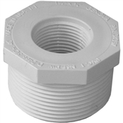 "1-1/2""x3/4"" Schedule 40 Reducing Bushing (MIP x FIP)"
