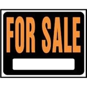 For Sale Jumbo Plastic Sign Kit