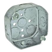 "4"" Octagon Box"