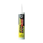 DAP DYNAGRIP 27509 Construction Adhesive, 10 oz Cartridge