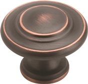 KNOB CABINET 1-3/8IN ORB