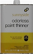 Sunnyside Odorless Paint Thinner 1 Quart