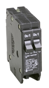 20/20 Amp 1-Pole Type BD Twin Circuit Breaker BD2020