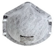 Dust Respirator With Odor Filter