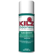 Odorless Spray Primer Sealer, White, 13 Oz.