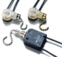 Pull Chain Switch Nickel Plated 18AWG