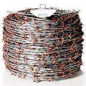 Red Brand Defender Barbed Wire 4 Point 12-1/2 Gauge