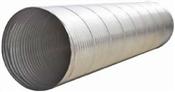 """Galvanized 16 Gauge Steel Culvert, 30"""" X 24'"""