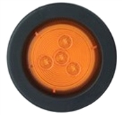 "2"" Amber LED Trailer Light Kit"