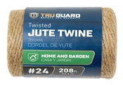 # 24X208' 3-Ply Jute Twine, Natural