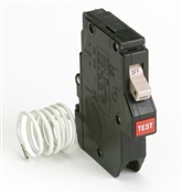 20 Amp 1-Pole Type CH Ground Fault Interrupter Circuit Breaker