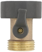Gilmour Green Thumb 03VGT Hose Quick Connector, Brass