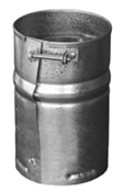 "Gas Vent Type B 3"" Female Adapter"