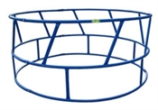 Tuf Mac 8' Round Bale Feeder - Blue