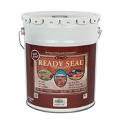 Exterior Wood Stain & Sealer, Clear, 5 Gallon