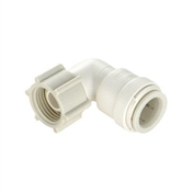 "3/8x1/2"" Female Swivel Elbow"