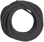 "1/8"" x 25' - 0.120 Black Screen Spline"