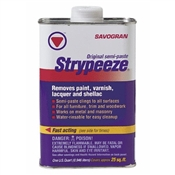 1 Gallon Strypeeze® Paint and Varnish Remover