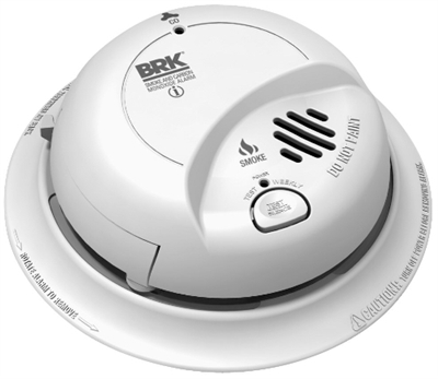 AC/DC COMBO SMOKE/CO ALARM