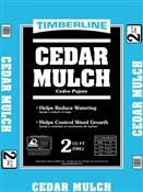 Cedar Mulch 2 Cubic Feet
