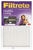 """12"""" x 12"""" x 1"""", Ultra Allergen Reduction Filtrete Filter 90 day, Purple"""