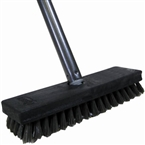 "8"" Poly Deck Scrub Brush"
