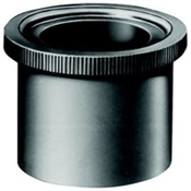 "3/4""x1/2"" Non-Metallic M/F Reducer Bushing"