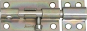 "4"" Barrel Bolt, Zinc"