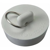 "Drain stopper 1 3/8"" to 1 1/2"""