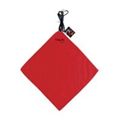 "18"" x 18"" Bungee Safety Flag"
