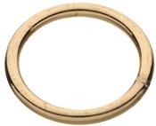 Rings #2X2In Brs