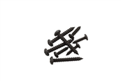 Shelf/Rod Mounting Screws, Oil Rubbed Bronze